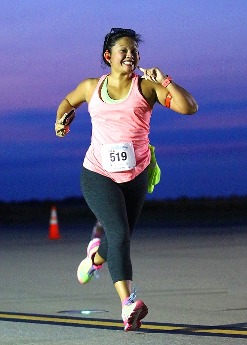 Click me! Mayor's 5K on the 5th Runway 2018