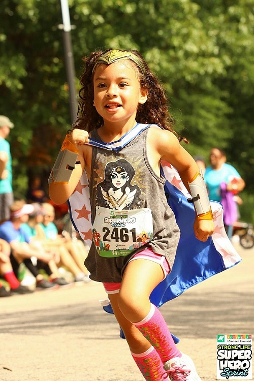 Click me! Strong4Life Superhero Sprint 5k 2020