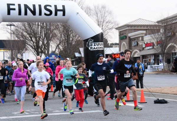 Click me! Cupcake Road Race 5k and 15k 2015