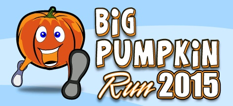 Click me! Big Pumpkin Run 5K 2015