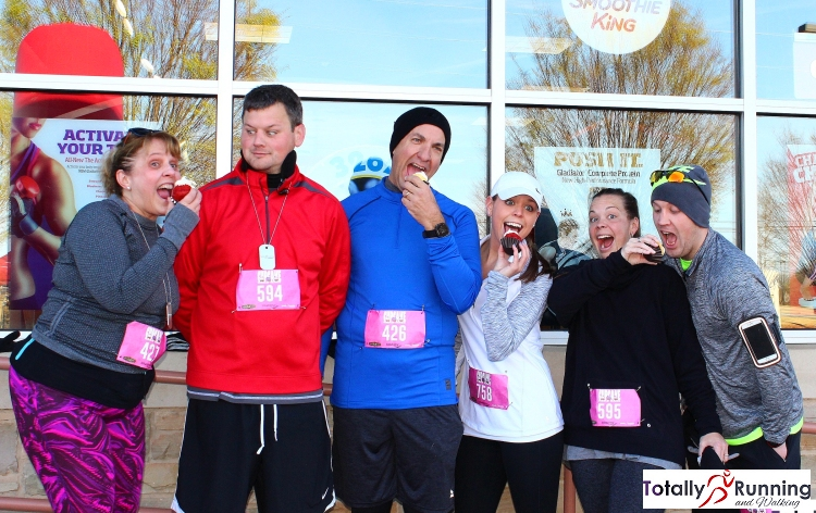 Click me! Cupcake Road Race 5k and 15k 2018